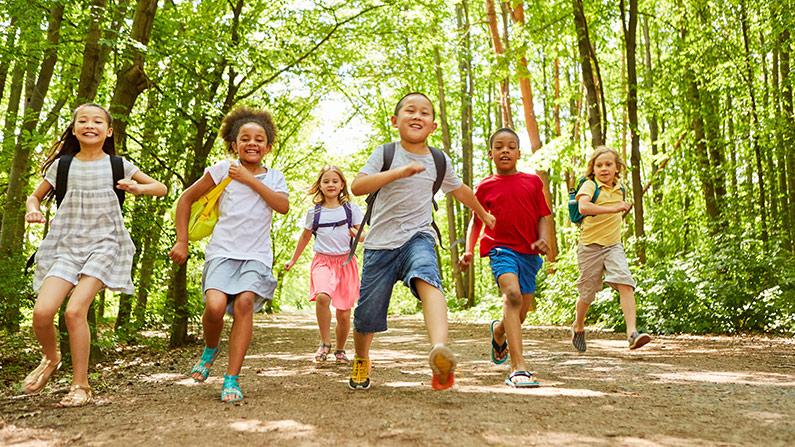Wat beweegt onze kids