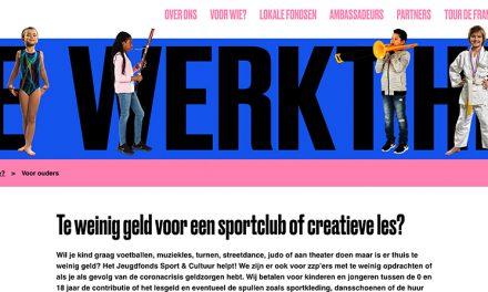 Jeugdfonds Sport&Cultuur