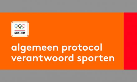 Algemeen protocol verantwoord sporten